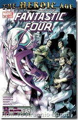 P00029 - Fantastic Four #581