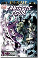 P00029 - Fantastic Four #581
