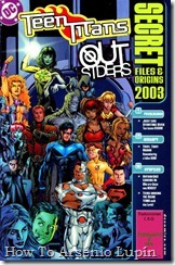 P00064 - Teen Titans & Outsiders Secret Files & Origins #63