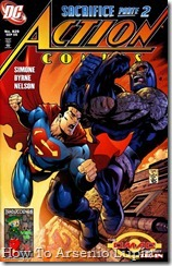 P00263 - 255 - Sacrificio 2 - Fin de Identidad - Action Comics #829