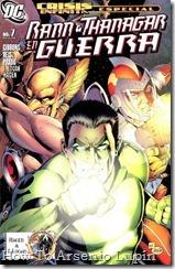 P00409 - Rann - Thanagar War Especial - Manos del Destino #397