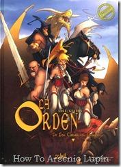 P00010 - La orden de los Caballeros del Dragon #10