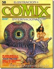 P00058 - Comix Internacional #58