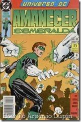 P00002 - Green Lantern - Amanecer esmeralda I #2