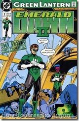 P00005 - Green Lantern - Amanecer esmeralda II #2