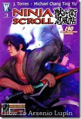 P00003 - Ninja Scroll #3