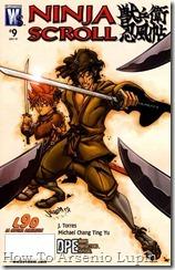 P00009 - Ninja Scroll #9