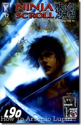 P00012 - Ninja Scroll #12