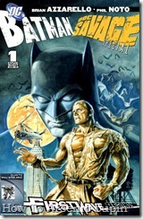 Batman - Doc Savage Special 01
