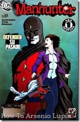 P00002 - One Year Later - Manhunter #21