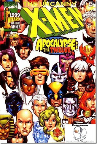2011-06-27 - X-Men Apocalipsis - Los Doce
