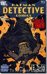 P00007 - Batman - Ciudad del Crímen #807
