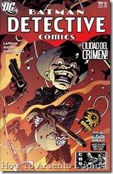 P00008 - Batman - Ciudad del Crímen #808