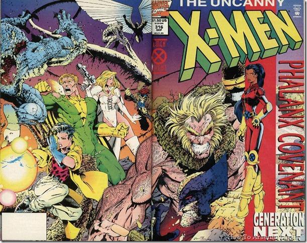 2011-07-06 - X-Men - El Pacto Phalanx