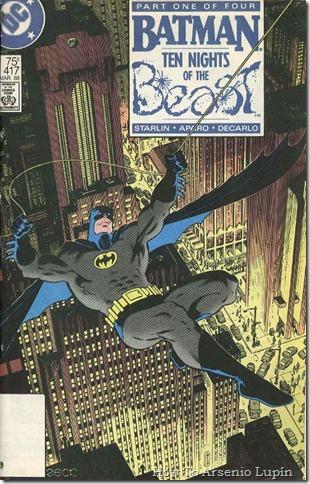 2011-08-10 - Batman - Las Diez noches de la Bestia