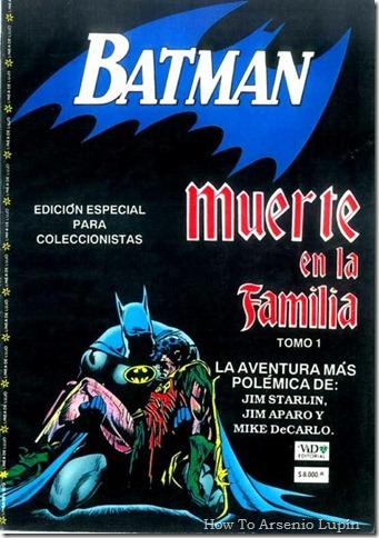 2011-08-11 - Batman - Una muerte en la familia