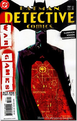 2011-07-19 - Batman - War Games