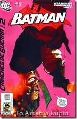 P00028 - War Games 27 - Batman 643 - War Crimes howtoarsenio.blogspot.com #2