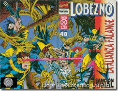 P00073 - Lobezno v1 #73