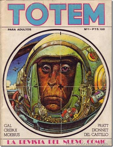 2011-08-01 - Totem - La revista del nuevo cómic