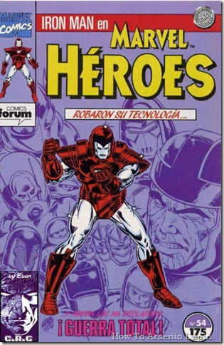 2011-08-06 - Iron Man - Armor Wars (1987-1988)