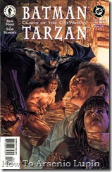 P00003 - Batman - Tarzan - Las garras de la gata howtoarsenio.blogspot.com #3