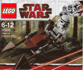 LEGO: 30005 Imperial Speeder Bike