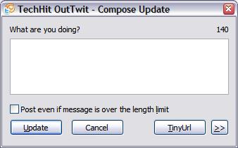 TwInbox on MS Outlook