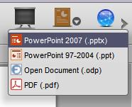 280 slides download button
