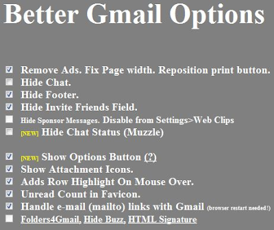 Hack To Remove Annoying Ads And Sponsor Messages In GMail