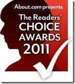 About.com 2011 Reader's Choice Awards, Football category. Vote for TheHuddle.com in Best Fantasy Site, and thelionsinwinter.com for NFL Team Blog!