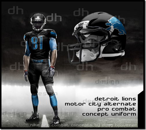 Lions notes: New alternate jerseys coming soon? - Pride Of Detroit