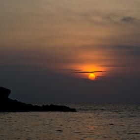 by Divnoor Buttar - Landscapes Sunsets & Sunrises