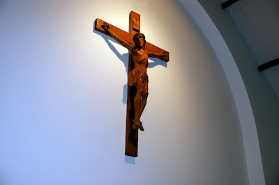 The Crucifix in St Mary's