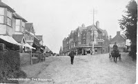 The Broadway, Crowborough c1911