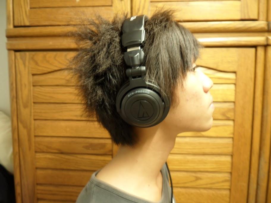 行货audio-technica铁三角ATH-PRO500耳机 499元包邮
