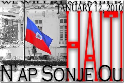 nap sonje ou haiti