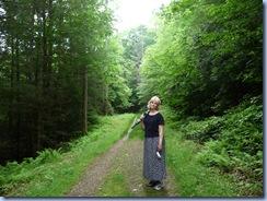 Roaring Falls hike01