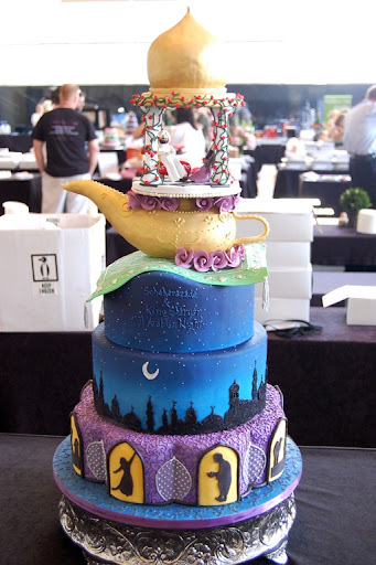 cake art and design
