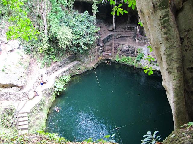 Valladolid Cenote Zaci