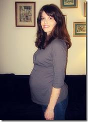 Amber Preg 29 weeks CP