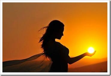 o dia em que o sol