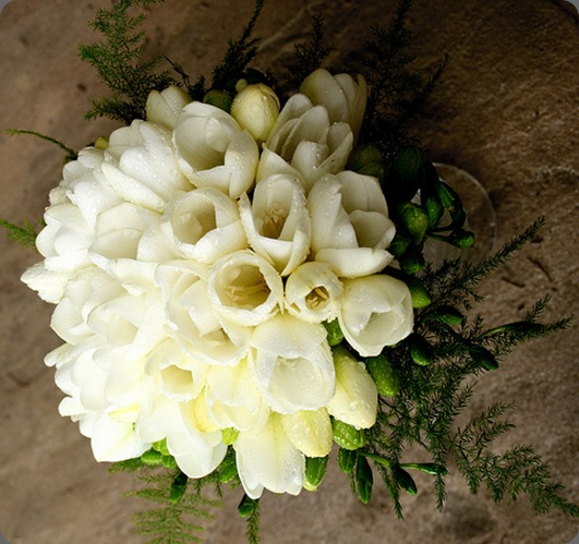 3699482982_295025a3a9 freesia nosegay branching out events