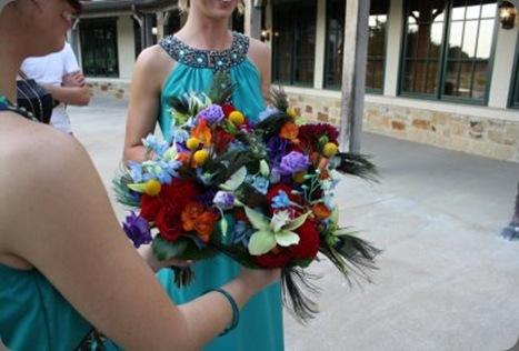 la tee da flowers