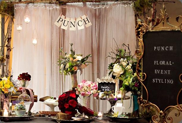 artofweddingsportland002 punch portland at wedding show
