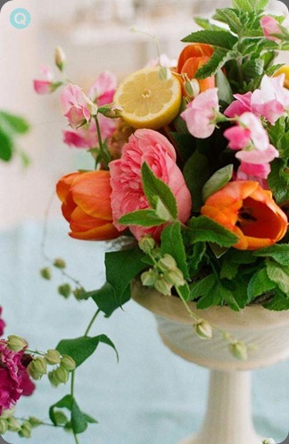 Pollen-Floral-Art-Sabia-tm crosspollination and Q weddings