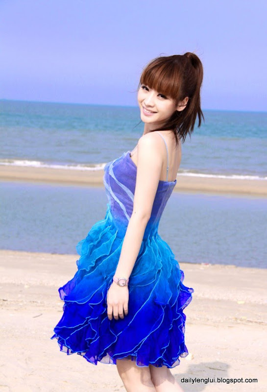 zhuboliuyan 81 Chinese Model Ada Liu Yan Biography and Photos