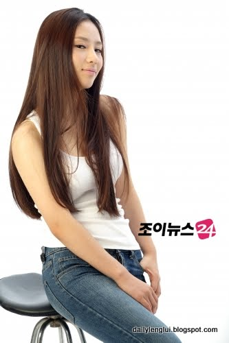 Apple Girl Kim Yeo Hee (김여희)