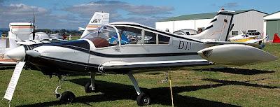 A Cavalier in New Zealand - G. Barthel - Cavalier Aircraft