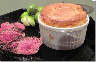 Horseradish Souffle